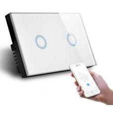 TAS OLE WiFi- Smart Switch-2 Gang