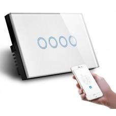 TAS OLE WiFi- Smart Switch-4 Gang
