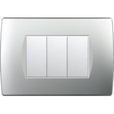 TEM Classic  3*1M 2 Way Antibacterial Switch Set